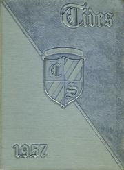 Page 1, 1957 Edition, Christchurch School - Tides Yearbook (Christchurch, VA) online yearbook collection