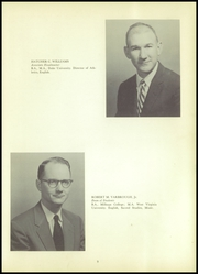 Page 13, 1957 Edition, Christchurch School - Tides Yearbook (Christchurch, VA) online yearbook collection