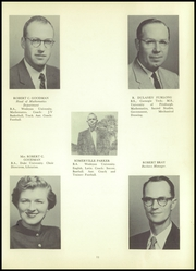 Page 15, 1957 Edition, Christchurch School - Tides Yearbook (Christchurch, VA) online yearbook collection