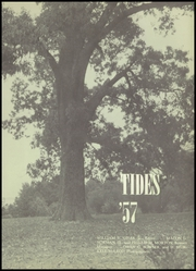 Page 7, 1957 Edition, Christchurch School - Tides Yearbook (Christchurch, VA) online yearbook collection