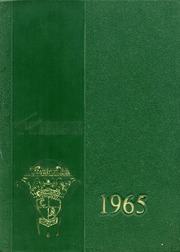 1965 Edition, Christchurch School - Tides Yearbook (Christchurch, VA)