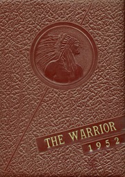 1952 Edition, Troutville High School - Warrior Yearbook (Troutville, VA)