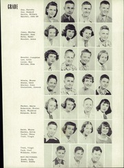 Page 15, 1952 Edition, Troutville High School - Warrior Yearbook (Troutville, VA) online yearbook collection