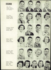 Page 17, 1952 Edition, Troutville High School - Warrior Yearbook (Troutville, VA) online yearbook collection