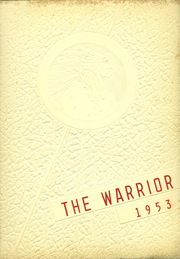 1953 Edition, Troutville High School - Warrior Yearbook (Troutville, VA)
