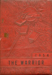 1954 Edition, Troutville High School - Warrior Yearbook (Troutville, VA)