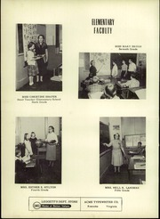 Page 12, 1954 Edition, Troutville High School - Warrior Yearbook (Troutville, VA) online yearbook collection