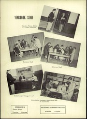 Page 8, 1954 Edition, Troutville High School - Warrior Yearbook (Troutville, VA) online yearbook collection