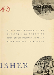 Page 7, 1943 Edition, Fork Union Military Academy - Skirmisher Yearbook (Fork Union, VA) online yearbook collection