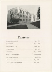 Page 11, 1951 Edition, Fork Union Military Academy - Skirmisher Yearbook (Fork Union, VA) online yearbook collection