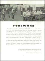 Page 8, 1960 Edition, Fork Union Military Academy - Skirmisher Yearbook (Fork Union, VA) online yearbook collection