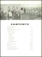 Page 9, 1960 Edition, Fork Union Military Academy - Skirmisher Yearbook (Fork Union, VA) online yearbook collection