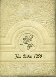 1950 Edition, New London Academy - Oaks Yearbook (Forest, VA)