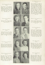 Page 13, 1942 Edition, Manchester High School - Memoir Yearbook (Richmond, VA) online yearbook collection