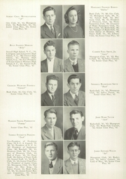Page 14, 1942 Edition, Manchester High School - Memoir Yearbook (Richmond, VA) online yearbook collection