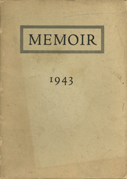 1943 Edition, Manchester High School - Memoir Yearbook (Richmond, VA)