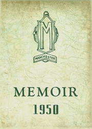 1950 Edition, Manchester High School - Memoir Yearbook (Richmond, VA)