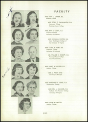 Page 12, 1950 Edition, Manchester High School - Memoir Yearbook (Richmond, VA) online yearbook collection