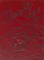 Page 1, 1956 Edition, Manchester High School - Memoir Yearbook (Richmond, VA) online yearbook collection