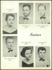 Page 14, 1956 Edition, Manchester High School - Memoir Yearbook (Richmond, VA) online yearbook collection