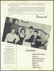 Page 7, 1956 Edition, Manchester High School - Memoir Yearbook (Richmond, VA) online yearbook collection