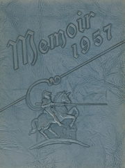 1957 Edition, Manchester High School - Memoir Yearbook (Richmond, VA)