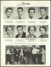 Page 12, 1957 Edition, Manchester High School - Memoir Yearbook (Richmond, VA) online yearbook collection
