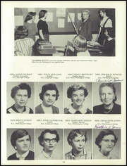 Page 17, 1957 Edition, Manchester High School - Memoir Yearbook (Richmond, VA) online yearbook collection