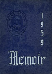 1959 Edition, Manchester High School - Memoir Yearbook (Richmond, VA)