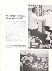 Page 10, 1968 Edition, Manchester High School - Memoir Yearbook (Richmond, VA) online yearbook collection