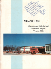 Page 5, 1968 Edition, Manchester High School - Memoir Yearbook (Richmond, VA) online yearbook collection