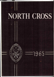 Page 1, 1965 Edition, North Cross School - Compass Yearbook (Roanoke, VA) online yearbook collection