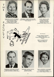 Page 14, 1965 Edition, North Cross School - Compass Yearbook (Roanoke, VA) online yearbook collection