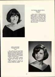 Page 17, 1965 Edition, North Cross School - Compass Yearbook (Roanoke, VA) online yearbook collection