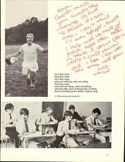 Page 11, 1970 Edition, North Cross School - Compass Yearbook (Roanoke, VA) online yearbook collection