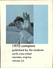 Page 9, 1970 Edition, North Cross School - Compass Yearbook (Roanoke, VA) online yearbook collection