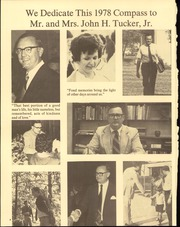 Page 8, 1978 Edition, North Cross School - Compass Yearbook (Roanoke, VA) online yearbook collection