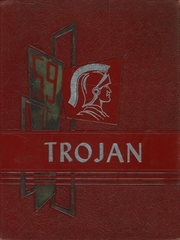 Page 1, 1959 Edition, Midlothian High School - Trojan Yearbook (Midlothian, VA) online yearbook collection