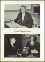 Page 12, 1959 Edition, Midlothian High School - Trojan Yearbook (Midlothian, VA) online yearbook collection