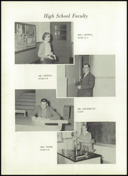 Page 14, 1959 Edition, Midlothian High School - Trojan Yearbook (Midlothian, VA) online yearbook collection