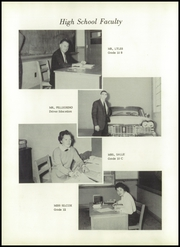 Page 16, 1959 Edition, Midlothian High School - Trojan Yearbook (Midlothian, VA) online yearbook collection