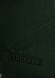 Churchland High School - Trucker Yearbook (Portsmouth, VA) online yearbook collection, 1944 Edition, Page 1