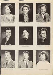 Page 15, 1948 Edition, Churchland High School - Trucker Yearbook (Portsmouth, VA) online yearbook collection