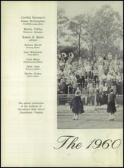 Page 6, 1960 Edition, Churchland High School - Trucker Yearbook (Portsmouth, VA) online yearbook collection