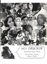 Page 5, 1973 Edition, Churchland High School - Trucker Yearbook (Portsmouth, VA) online yearbook collection