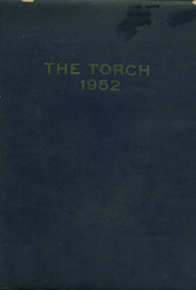 1952 Edition, Northampton High School - Torch Yearbook (Eastville, VA)