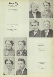 Page 11, 1952 Edition, Northampton High School - Torch Yearbook (Eastville, VA) online yearbook collection