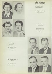 Page 12, 1952 Edition, Northampton High School - Torch Yearbook (Eastville, VA) online yearbook collection