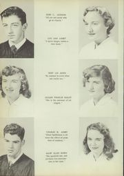 Page 14, 1952 Edition, Northampton High School - Torch Yearbook (Eastville, VA) online yearbook collection