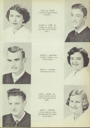 Page 15, 1952 Edition, Northampton High School - Torch Yearbook (Eastville, VA) online yearbook collection
